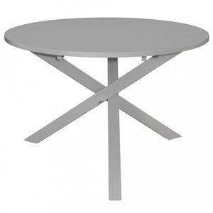 TABLE À MANGER SEULE 51 Couleur Amman Cette table de salle a manger ron
