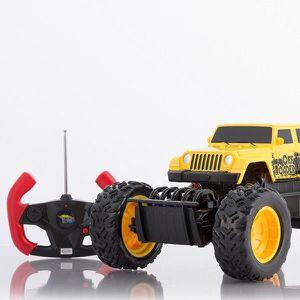 ACCESSOIRE DÉGUISEMENT Voiture Radiocommandee Tout terrain Monster Truck