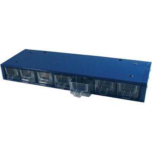 BOITE A COMPARTIMENT Coffret de rangement 7 tiroirs pour atelier
