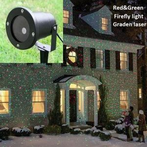 ECLAIRAGE LASER Lighting Projecteur étanche LED Outdoor Xmas Party