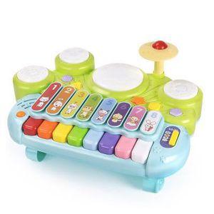 TABLE JOUET D'ACTIVITÉ Clavier bébé jouet 0-1-3 ans infantile précoce édu