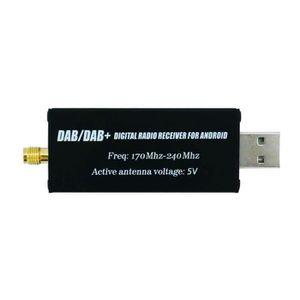 RADIO CD CASSETTE Dab-Dab + USB Adaptateur, XISEDO Dab Dongle dans l