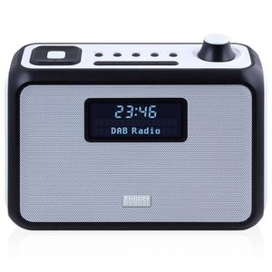 RADIO CD CASSETTE Radio FM RNT/DAB+ Portable – AUGUST MB400 – Poste