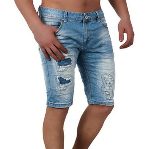 Bermuda homme jeans - Achat   Vente Bermuda homme jeans pas cher ... 83efbe98b54