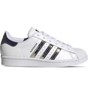 Adidas Superstar Femme - Cdiscount Chaussures