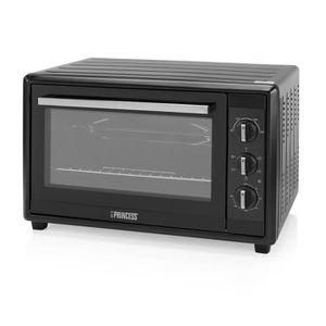 MINI-FOUR - RÔTISSOIRE PRINCESS 01.112760.01.001 Mini-four grill - 55 L -