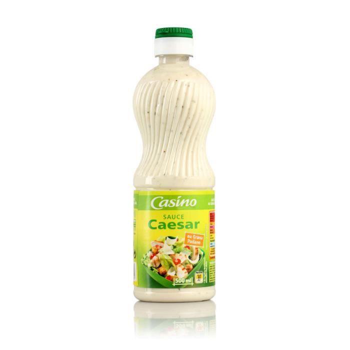 Sauce caesar - 50 cl