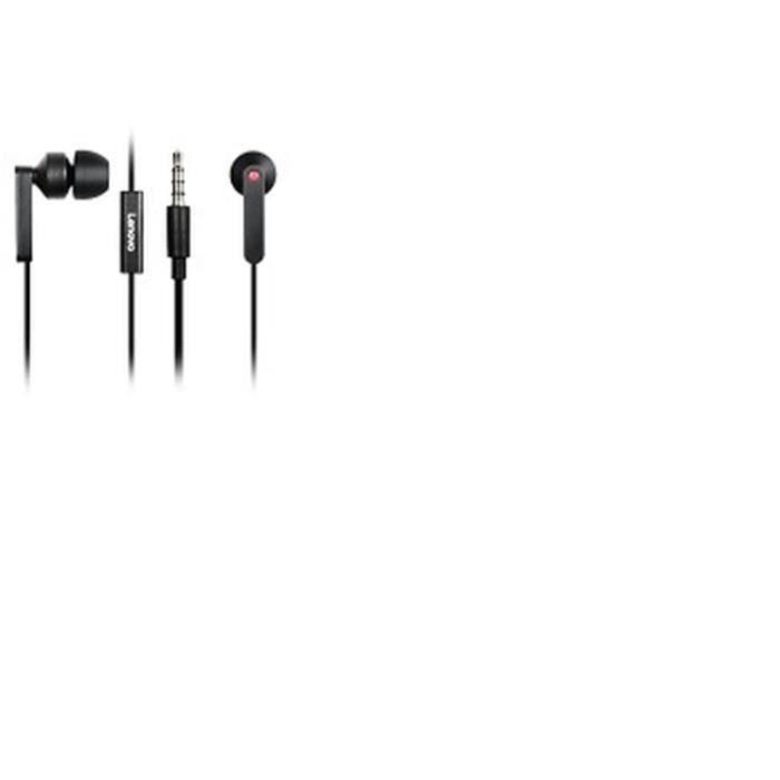 LENOVO Écouteurs avec micro in-ear headphone