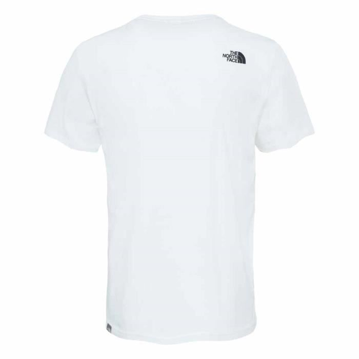 Vêtements homme T-shirts casual The North Face S/s Woodcut Dome Tee