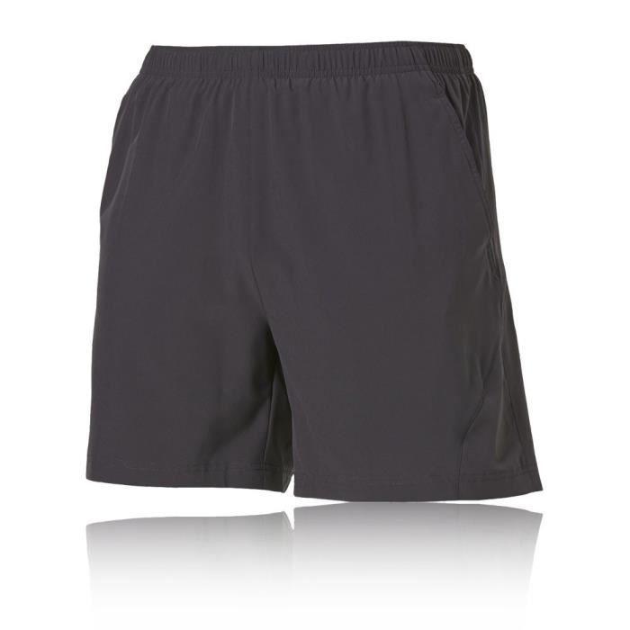Asics Hommes 6 Inch Short Tissé De Sport Course À Pied Pants Trousers Bas