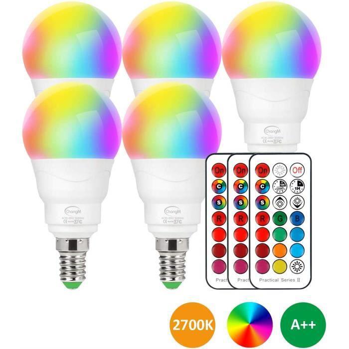 LED RGB Blanc