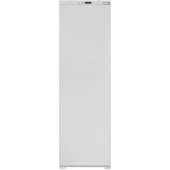 SHARP SJ-SE197E01X - Congélateur armoire - Encastrable - 197L - No Frost - L 54 x H 177 cm - Fixation Glissières