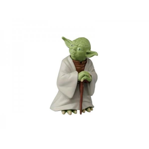 Figurine Star Wars - Yoda Métal Collection 4c