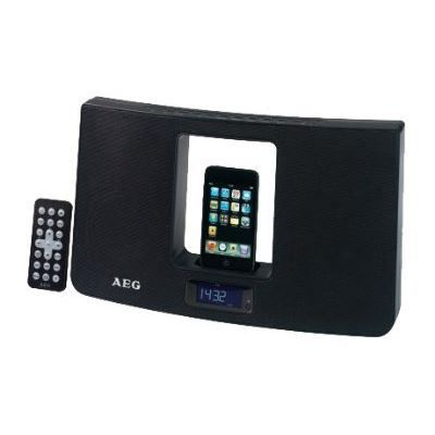 radio r veil pod iphone dock double alarme aux radio. Black Bedroom Furniture Sets. Home Design Ideas