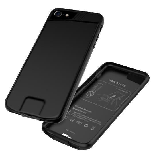 coque iphone 7 recharge sans fil