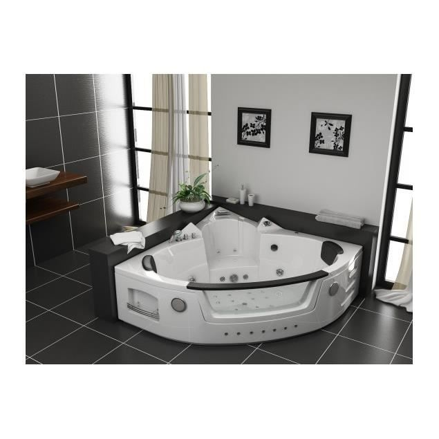 baignoire balneo d 39 angle avec 44 jets berlin baignoire balneo d 39 angle avec 44 jets berlin. Black Bedroom Furniture Sets. Home Design Ideas