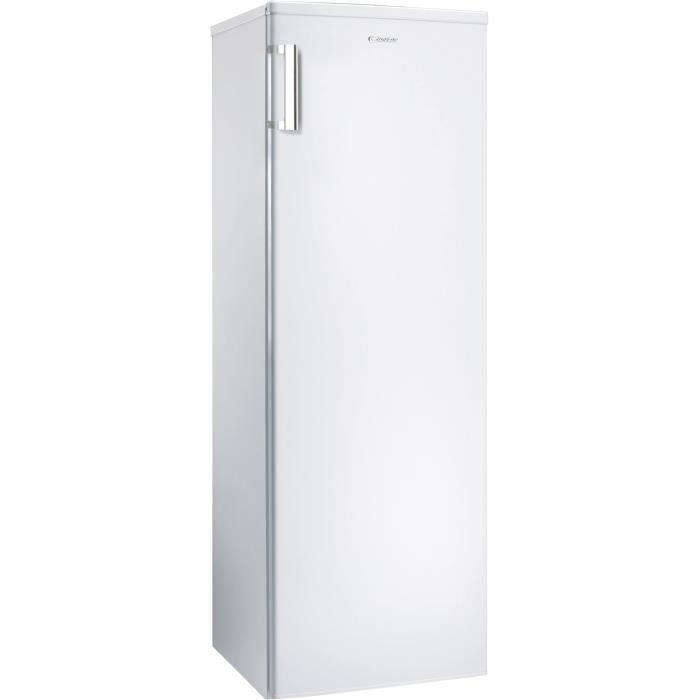 RÉFRIGÉRATEUR CLASSIQUE CANDY CCOLS5162WH - Réfrigérateur pose libre - 300