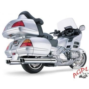 honda gl 1800 goldwing 01 11 paire silencieux achat vente silencieux pour pot honda gl. Black Bedroom Furniture Sets. Home Design Ideas