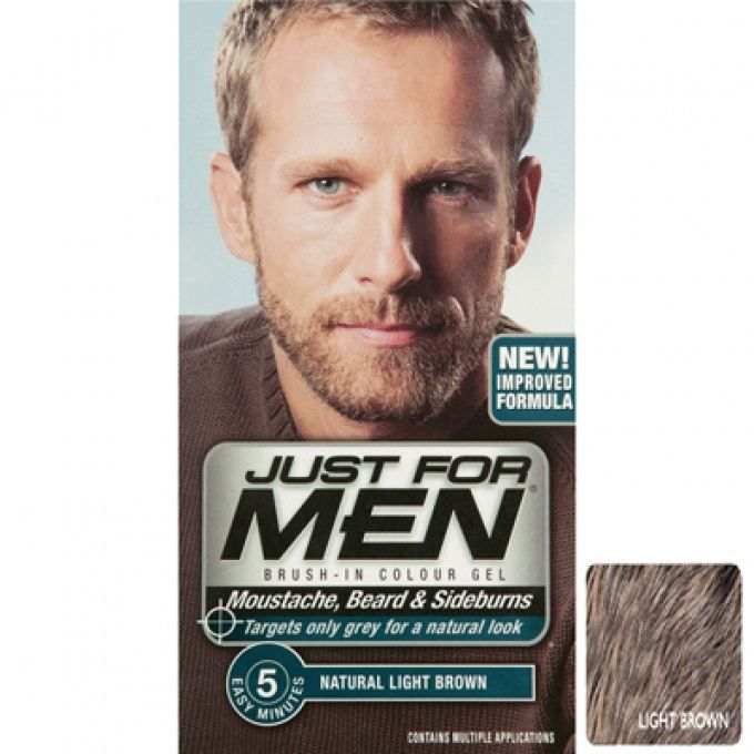 coloration coloration barbe just for men - Coloration Barbe Homme