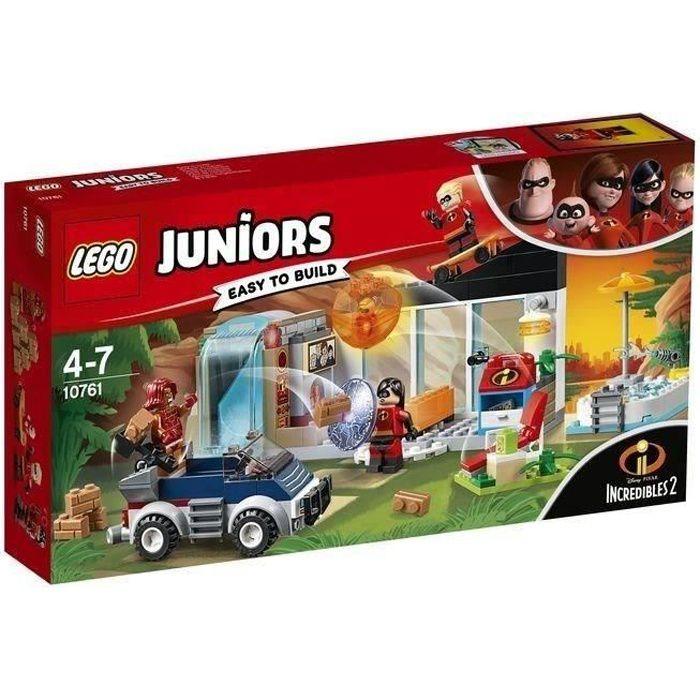 ASSEMBLAGE CONSTRUCTION LEGO® Juniors The Incredibles II 10761 La Grande É