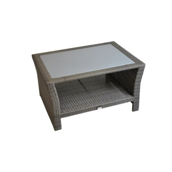 Table basse seattle ice 80x60 simple et l gante la for Table basse et haute a la fois