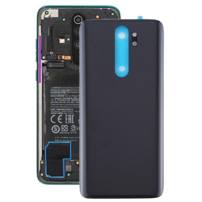 Coque Arrière De Batterie Pour Xiaomi Redmi Note 8 Pro Noir 450468 Achat Pièce Téléphone Pas Cher Avis Et Meilleur Prix Cdiscount