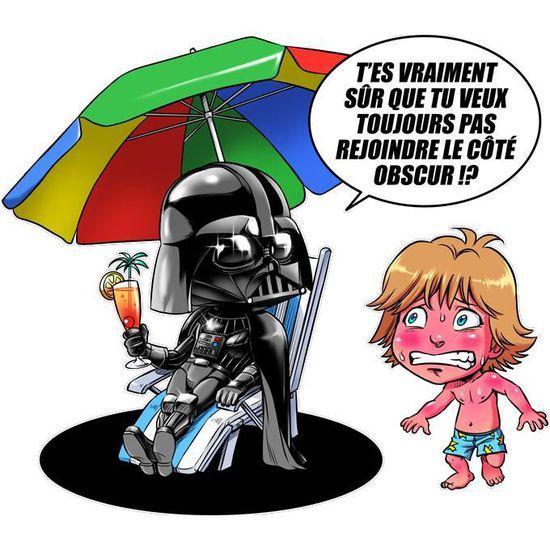 Bebe Puericulture T Shirts Parodie Star Wars Luke Life Episode I T Shirt Bebe Noir Star Wars Parodique Luke Skywalker Et Dark Vador Un Pere Qui Craint