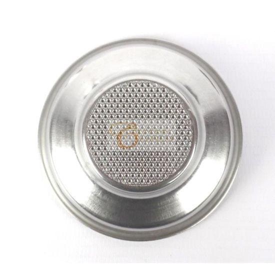 Filtre de rechange pour porte-filtre KRUPS 53 mm EDESIA ESPRESS expresso simple 7 g