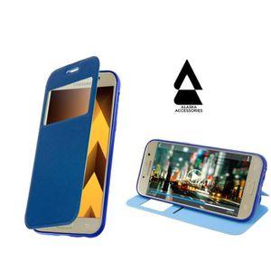 HOUSSE - ÉTUI Housse Samsung A50 Bleu