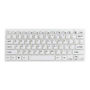 SOURIS Luxe Ultra Slim 903 Mini clavier sans fil 2.4G Kit