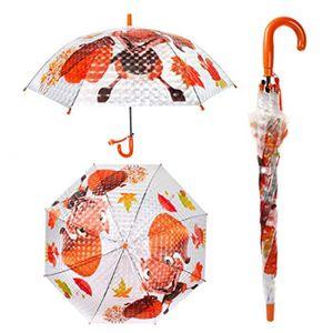 PARAPLUIE Parapluie ICJ7A 3D Animal Umbrellas- Fleur Feuille