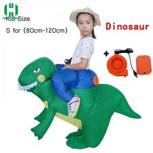 DÉGUISEMENT Costume, No10477,Dinosaur,Pourim fantaisie gonflab