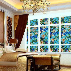 TABLEAU - TOILE Film statique couleur orchidée LSP80713324_lyl