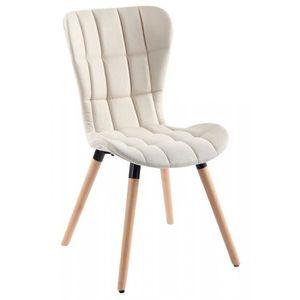 CHAISE sublime chaise de cuisine, de salon Oslo en tissu