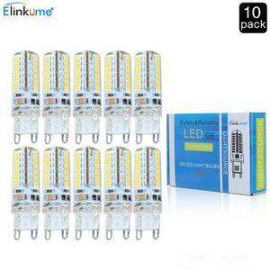 AMPOULE - LED  10X G9 Ampoule LED 5W Super Lumineux LED Bulb 48