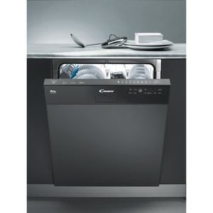 LAVE-VAISSELLE CANDY CDS2D35N - Lave vaisselle encastrable - 13 c