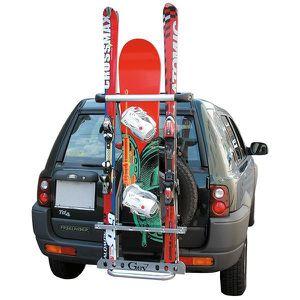 Kombilimousine 5 Portes VDP Menabo Tema Barres de Toit pour Ski//Snowboard en Aluminium 4 Paires de Skis Mercedes Classe A W176 /à partir de 13