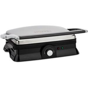 GRILL ÉLECTRIQUE H.KOENIG GR20 Grille-viande électrique – Noir et I