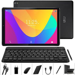 TABLETTE TACTILE Tablette Tactile 10 Pouces Full HD - LNMBBS K802 -