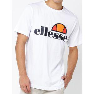 T-SHIRT MAILLOT DE SPORT T-shirt Ellesse 2018 SAS03822 Blanc.