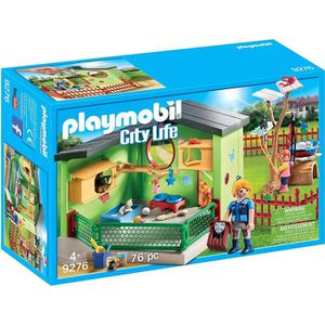 UNIVERS MINIATURE PLAYMOBIL 9276 - City Life - Maisonnette des Chats