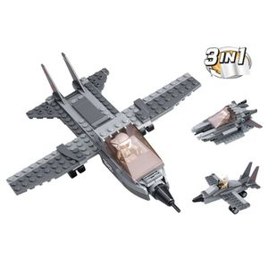 ASSEMBLAGE CONSTRUCTION Briques Compatibles Lego - Construction - Aircraft