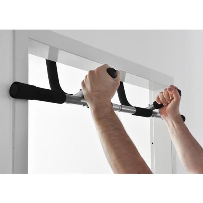 DASUOLA® Barre de Traction Fitness Sports - 110KG