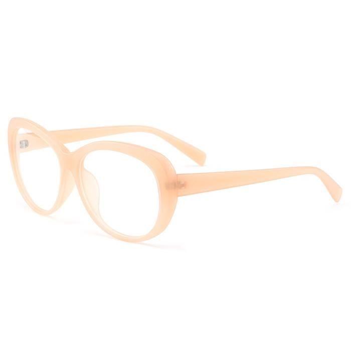 Montures de Lunettes de vue,Gmei optique Voguish TR90 ovale pleine jante femmes lunettes montures marque concepteur - Type C33