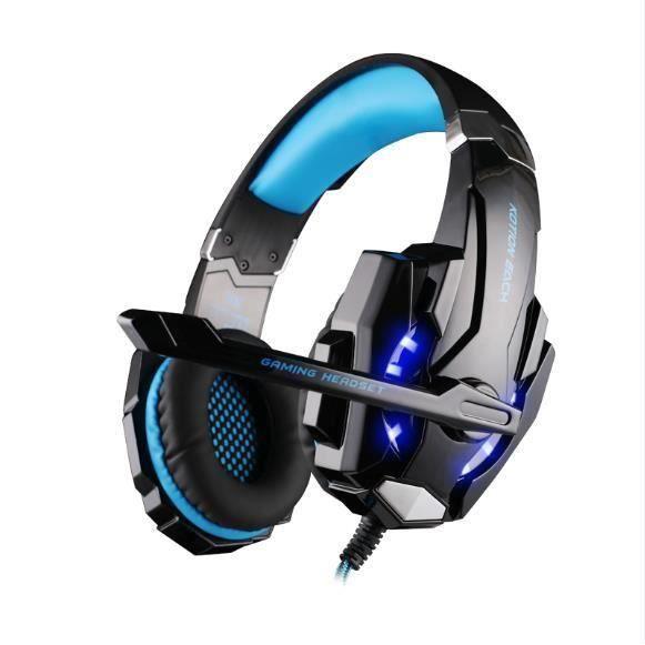 casque audio filaire G9000