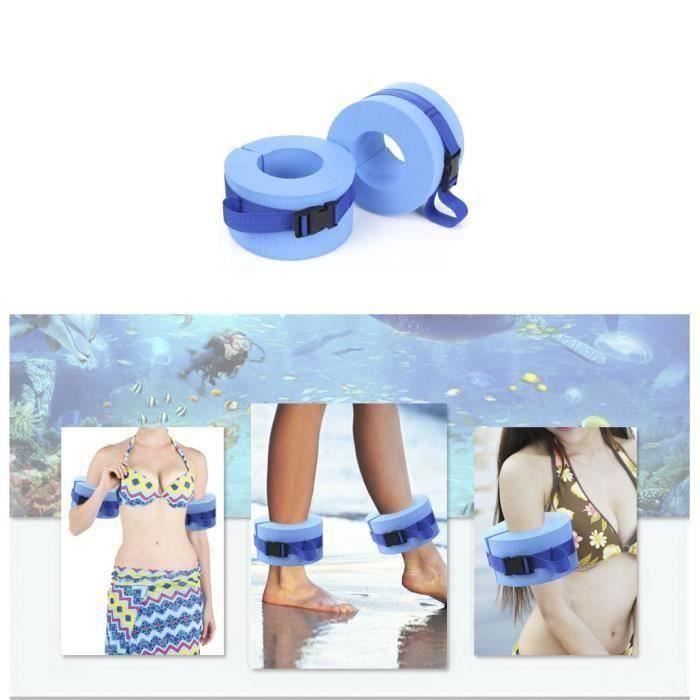 Natation Poids Aquatic Cuffs Paired Water Aérobic@HT