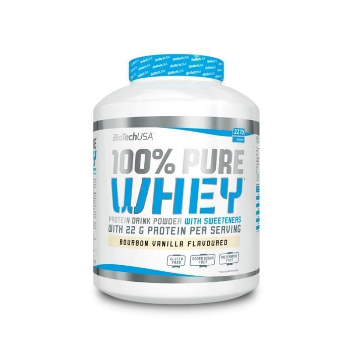 100% Pure Whey (2.27Kg) Cerise BioTech USA