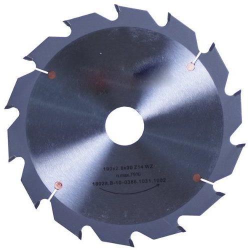 Connex COM361904 Lame de scie circulaire en métal dur 14 dents 190 x 30/20/16 mm