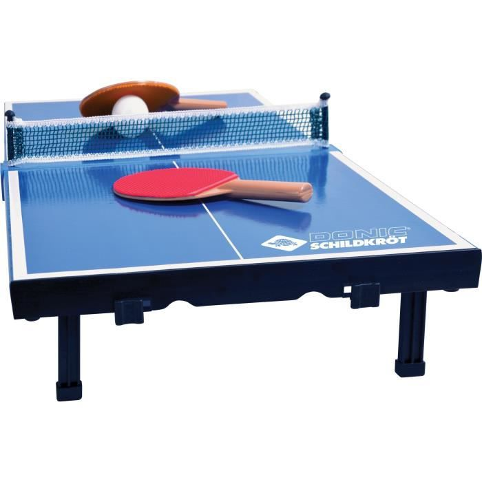 DONIC SCHILDKRÖT Mini table de Ping Pong