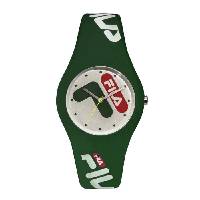 Montre FILA cadran argenté - 38-185-004 Vert